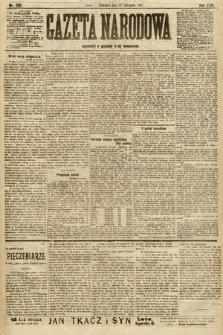 Gazeta Narodowa. 1906, nr265