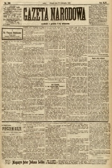 Gazeta Narodowa. 1906, nr266