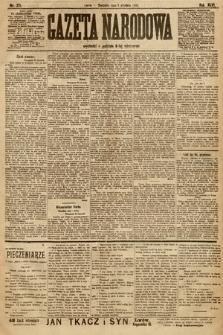 Gazeta Narodowa. 1906, nr271