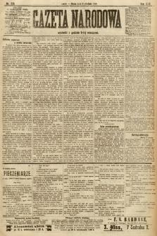 Gazeta Narodowa. 1906, nr273