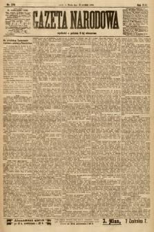 Gazeta Narodowa. 1906, nr278
