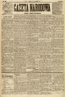 Gazeta Narodowa. 1906, nr280