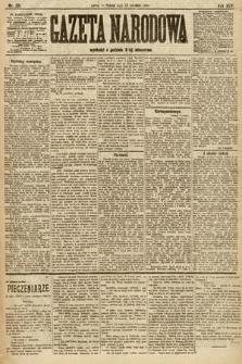 Gazeta Narodowa. 1906, nr281