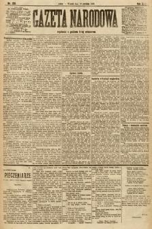 Gazeta Narodowa. 1906, nr283