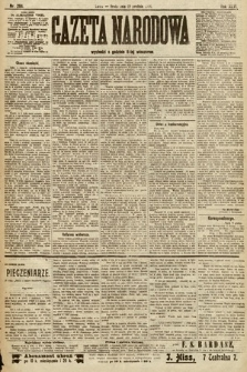 Gazeta Narodowa. 1906, nr284