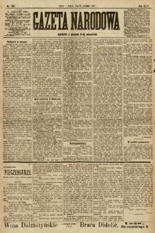 Gazeta Narodowa. 1906, nr287