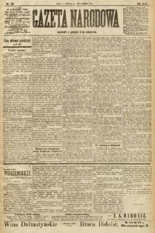 Gazeta Narodowa. 1906, nr291