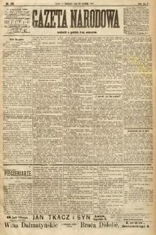 Gazeta Narodowa. 1906, nr292