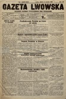 Gazeta Lwowska. 1938, nr1
