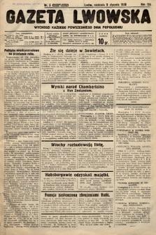 Gazeta Lwowska. 1938, nr5