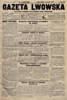 Gazeta Lwowska. 1938, nr9