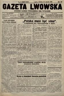 Gazeta Lwowska. 1938, nr17