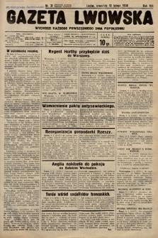 Gazeta Lwowska. 1938, nr31