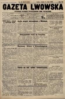 Gazeta Lwowska. 1938, nr35