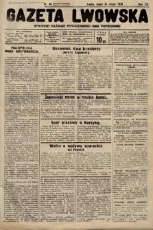 Gazeta Lwowska. 1938, nr36