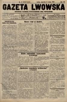 Gazeta Lwowska. 1938, nr37