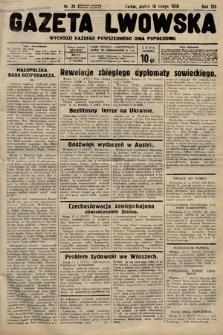 Gazeta Lwowska. 1938, nr38