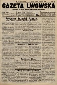 Gazeta Lwowska. 1938, nr41