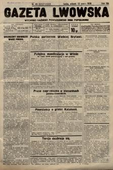 Gazeta Lwowska. 1938, nr65