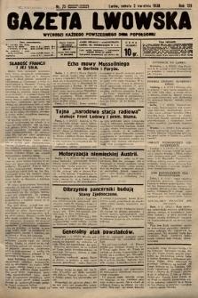 Gazeta Lwowska. 1938, nr75