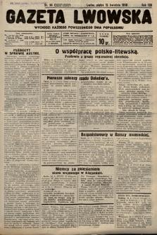 Gazeta Lwowska. 1938, nr86
