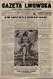 Gazeta Lwowska. 1938, nr87