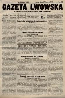 Gazeta Lwowska. 1938, nr94