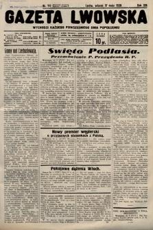 Gazeta Lwowska. 1938, nr110