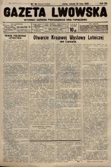 Gazeta Lwowska. 1938, nr121