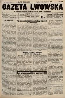 Gazeta Lwowska. 1938, nr122