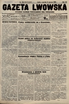 Gazeta Lwowska. 1938, nr128