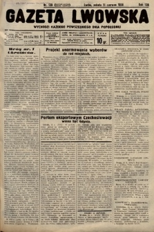 Gazeta Lwowska. 1938, nr130
