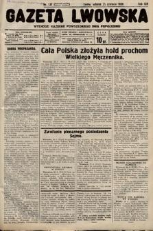 Gazeta Lwowska. 1938, nr137