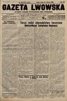 Gazeta Lwowska. 1938, nr138