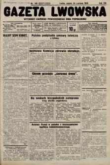 Gazeta Lwowska. 1938, nr140