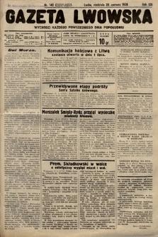Gazeta Lwowska. 1938, nr142