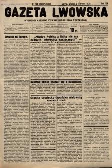Gazeta Lwowska. 1938, nr172