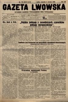 Gazeta Lwowska. 1938, nr174