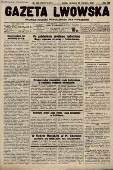 Gazeta Lwowska. 1938, nr194