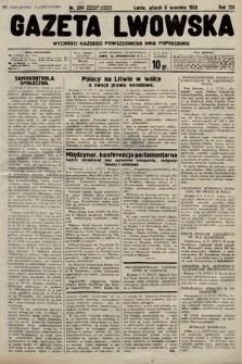Gazeta Lwowska. 1938, nr201