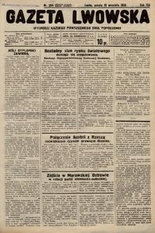 Gazeta Lwowska. 1938, nr205