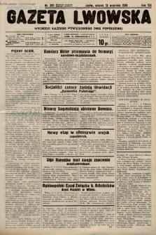 Gazeta Lwowska. 1938, nr207
