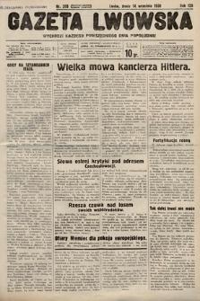Gazeta Lwowska. 1938, nr208
