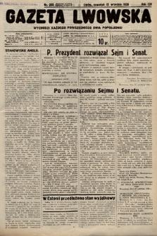 Gazeta Lwowska. 1938, nr209