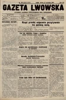 Gazeta Lwowska. 1938, nr219