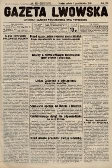 Gazeta Lwowska. 1938, nr223