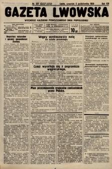 Gazeta Lwowska. 1938, nr227