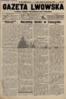 Gazeta Lwowska. 1938, nr234