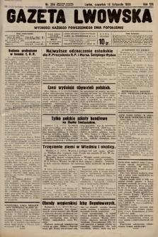 Gazeta Lwowska. 1938, nr256