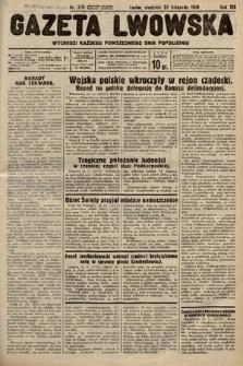 Gazeta Lwowska. 1938, nr270